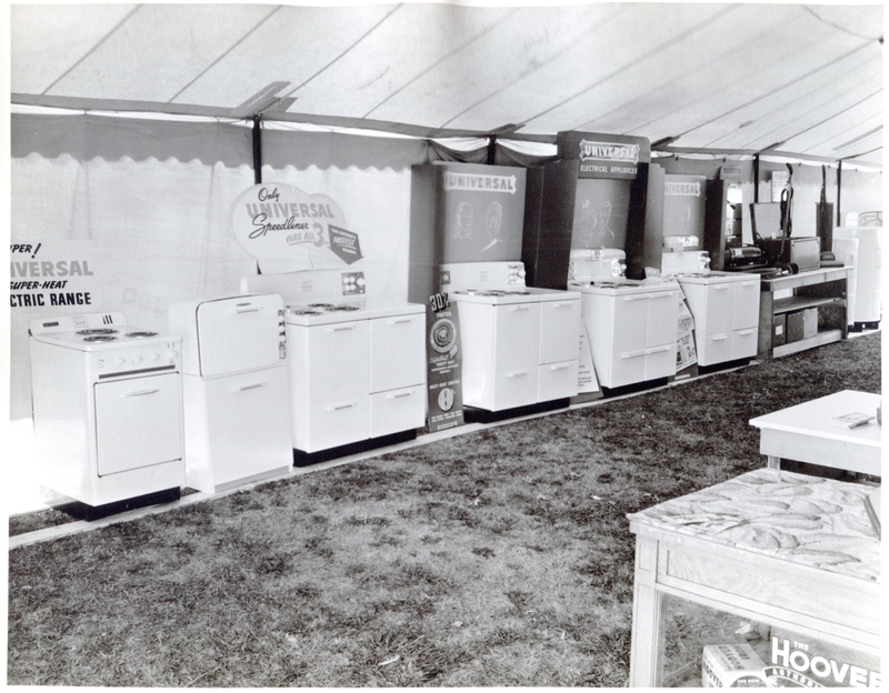 Guilford Fair circa 1950s appliance tent.jpg