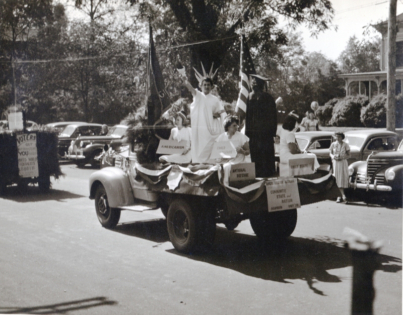 Float at Guilford Fair circa 1950s055.jpg
