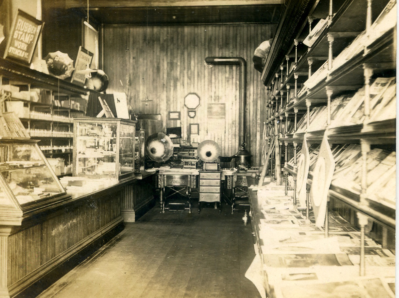 Dudley & Beckwith Store ca.1910 -  68 Whitfield St..jpg