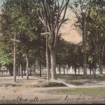 Guilford Green Postcard<br /><br />
