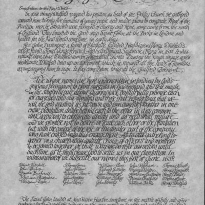 The Guilford Covenant