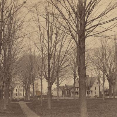 Park St, Churches, 17, Christ Episcopal Church, seen from the green.jpg