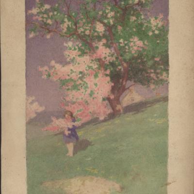 Watercolor Tree Spring Girl.jpg