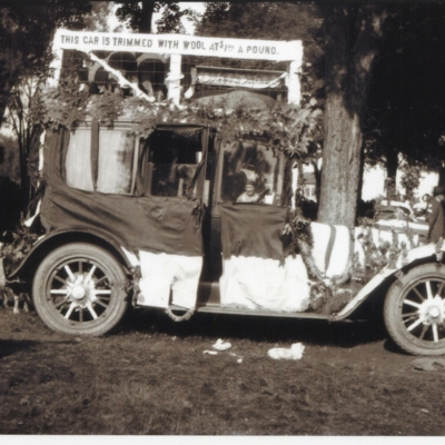 Undoubtedly a trimmed vehicle after Fair Day parade Whiteman 37.jpg