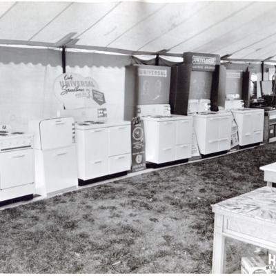 Guilford Fair circa 1950s appliance tent.jpg