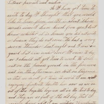 NORTON Elias letter 1862 March 20 page 1.jpg