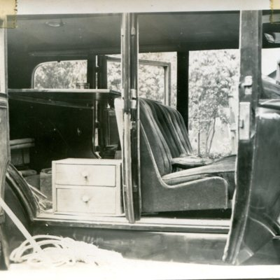 1947 Maine trip Car interior.jpg