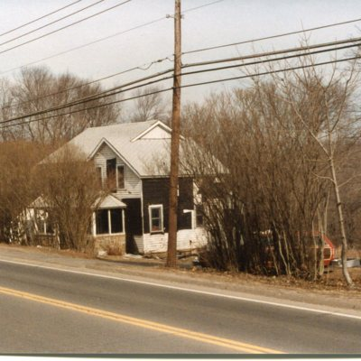Boston Post Road House, west of Bishop's Orchards, 1989, daycare and offices.jpg