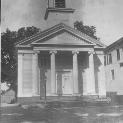 Whitfield St, Churches, Methodist Church, 65 and 67 Whitfield St. Guilford.jpg