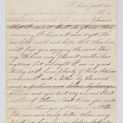 NORTON Elias letter 1862 Nov 25 page 1.jpg