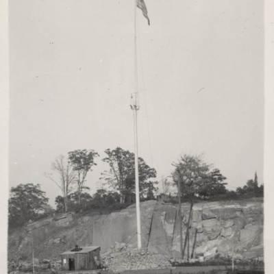 Flag at quarry.jpg