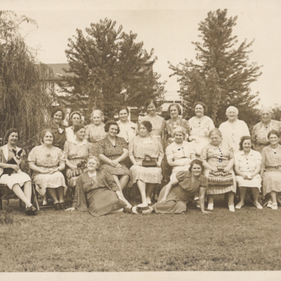 Photo Guilford Home-Making Club 1940.jpg