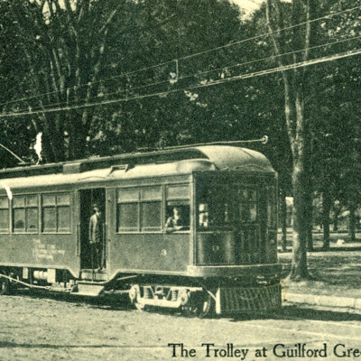 The Trolley at Guilford Green<br /><br />