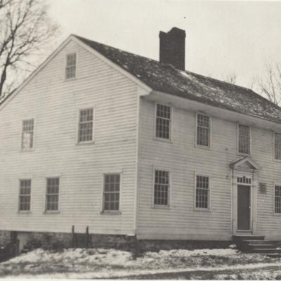 Benton / Beecher House<br /><br />