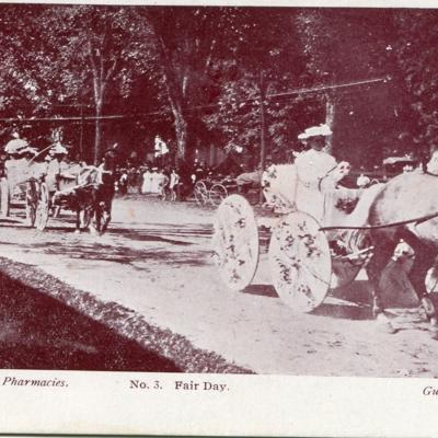 Guilford Fair Post Card 1907